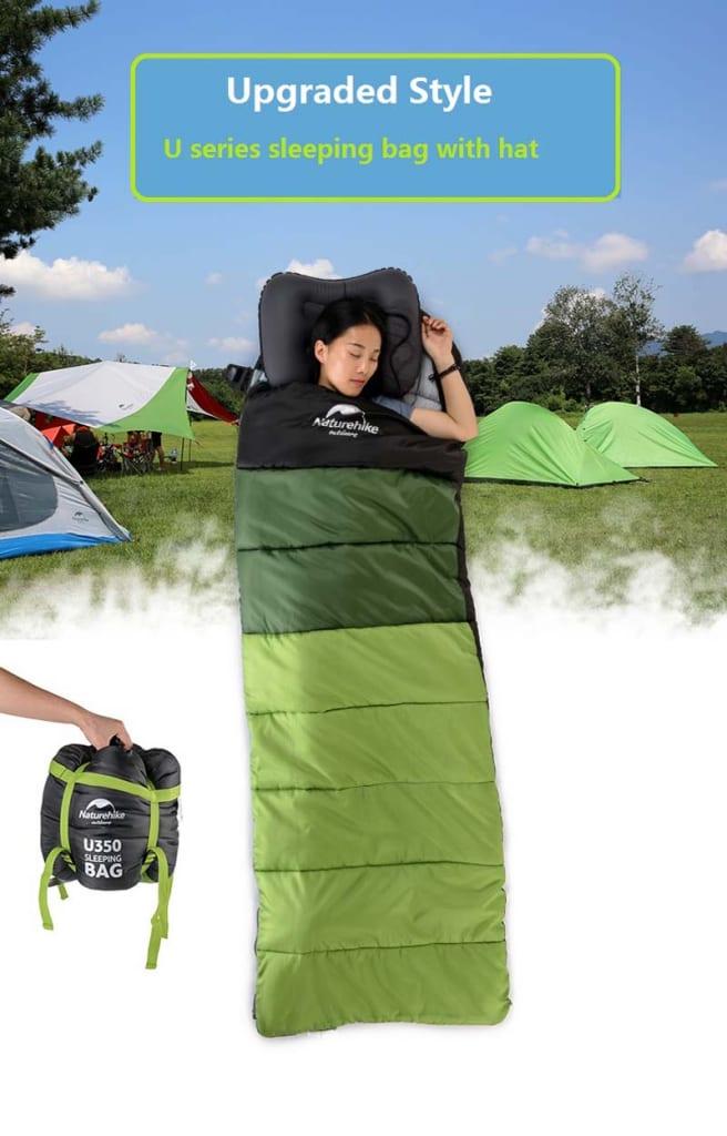 túi ngủ du lịch tiện dụng