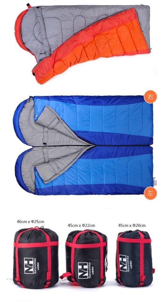 Túi ngủ du lịch tiện dụng cho nam nữ