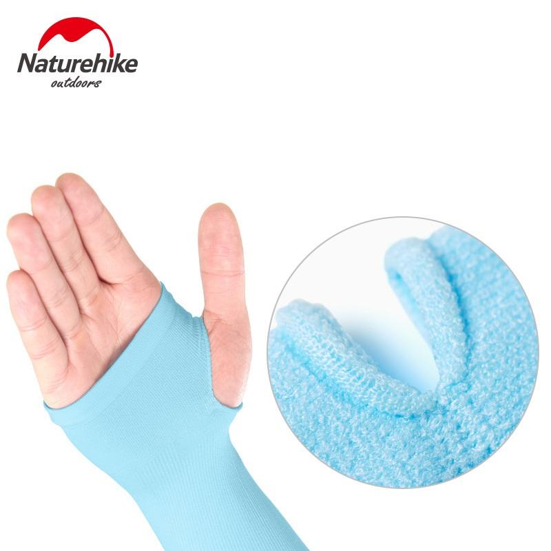 găng tay chống nắng xỏ ngón nam
