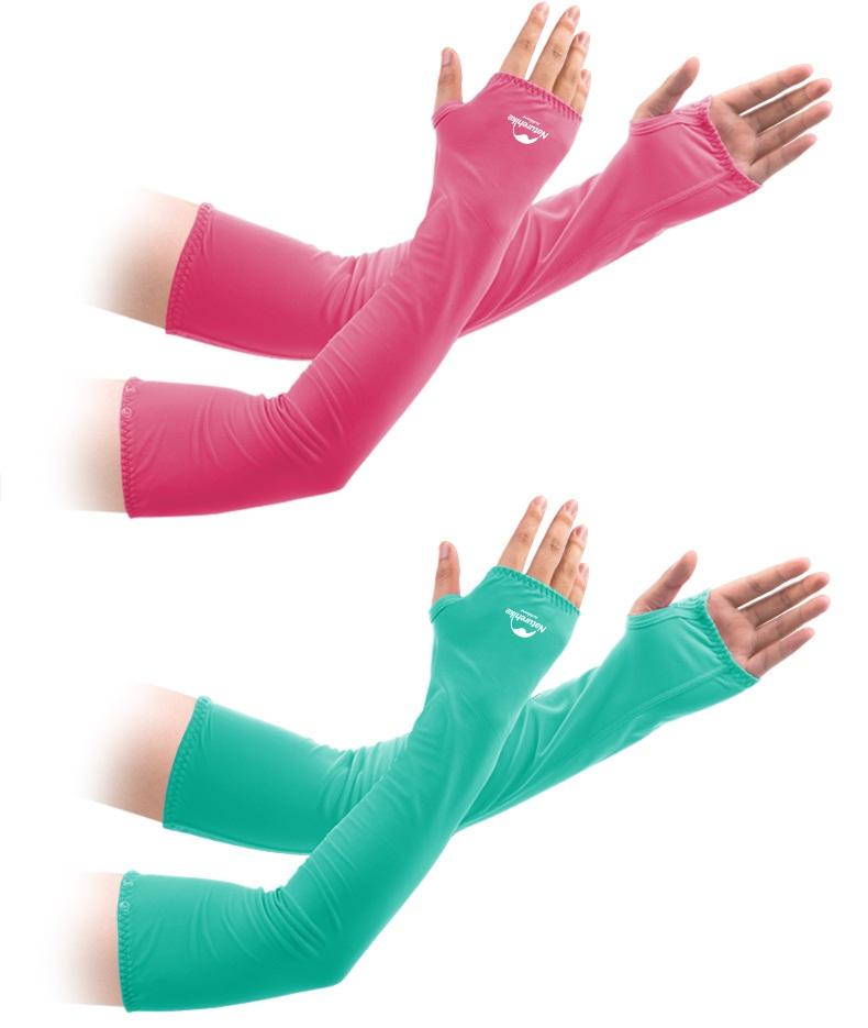 Găng tay chống nắng xỏ ngón nam Naturehike nh61x000-t