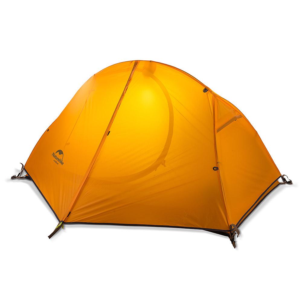 Lều trekking có khả năng chống chịu nước mưa rất hiệu quả Naturehike NH18A095-D