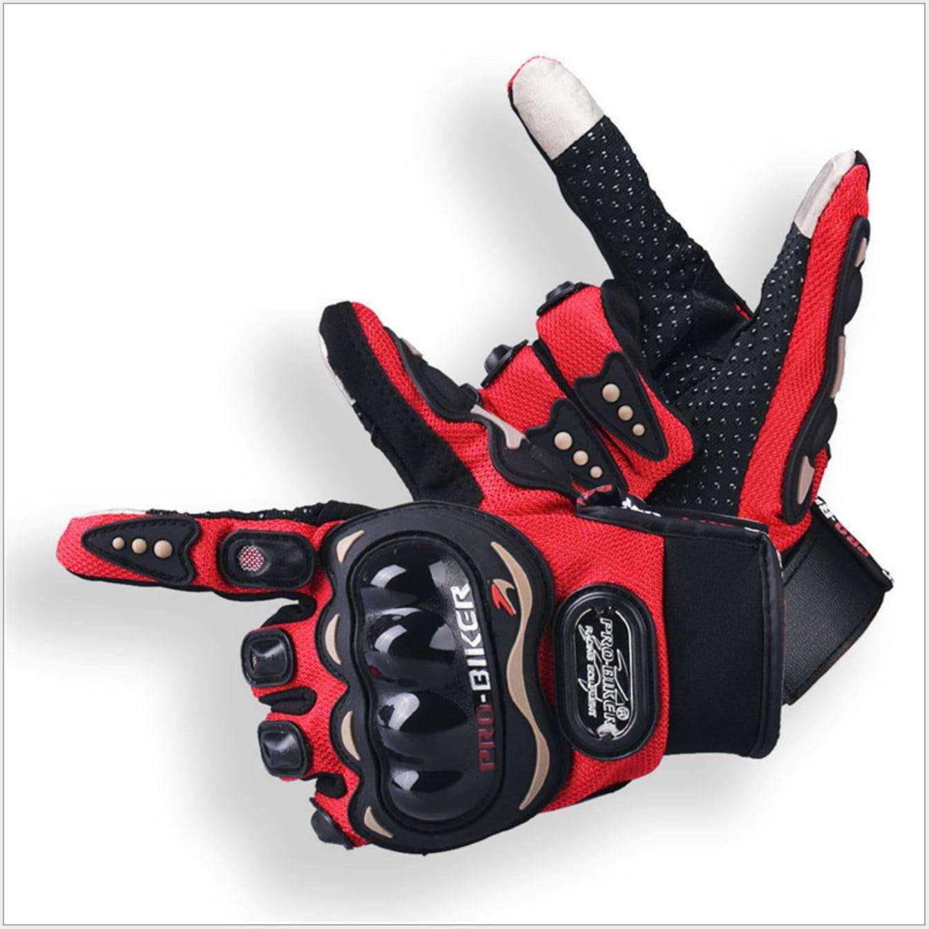 Găng tay xe máy chống nước giữ nhiệt Probiker MTV08