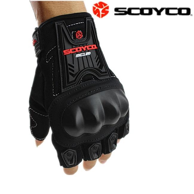 Găng tay đi xe máy Scoyco Gloves MC12D
