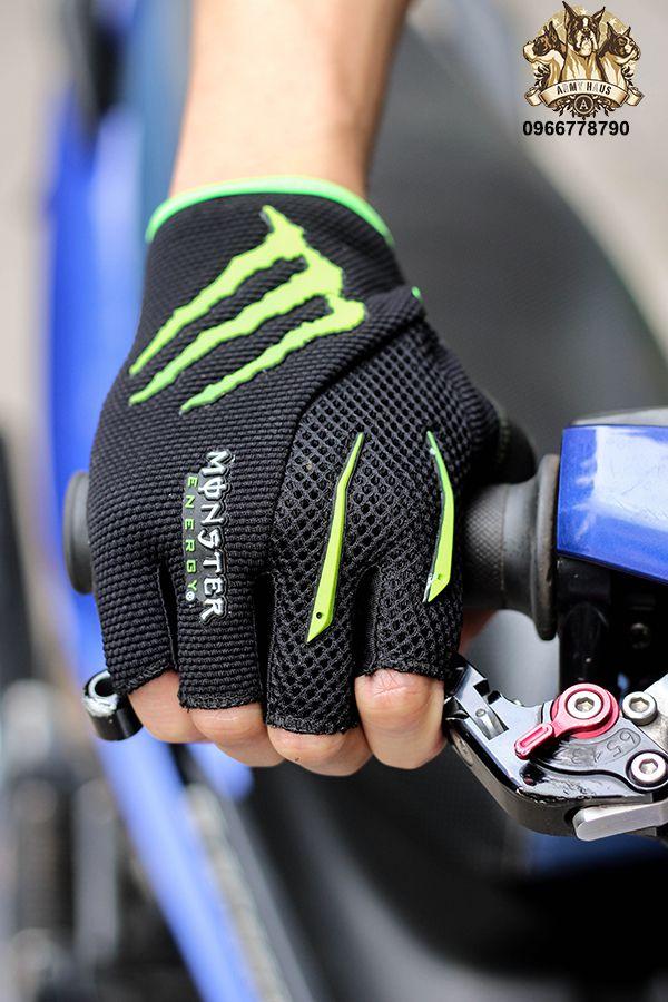 Găng tay đi xe máy Monster A2
