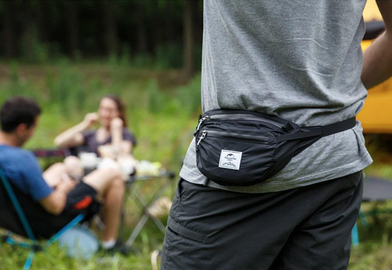 Kinh nghiệm chọn mua túi đeo bụng