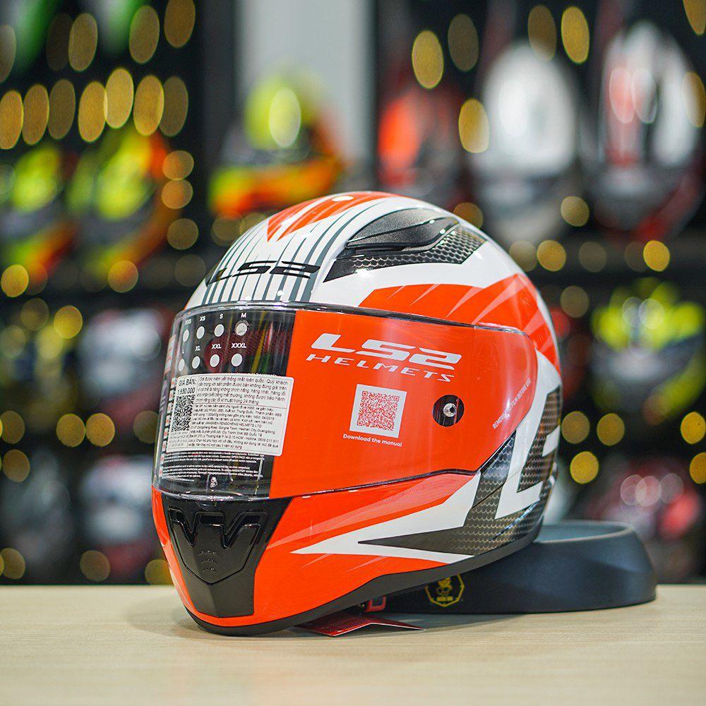 Thương hiệu mũ bảo hiểm phượt LS2 từ Tây Ban Nha