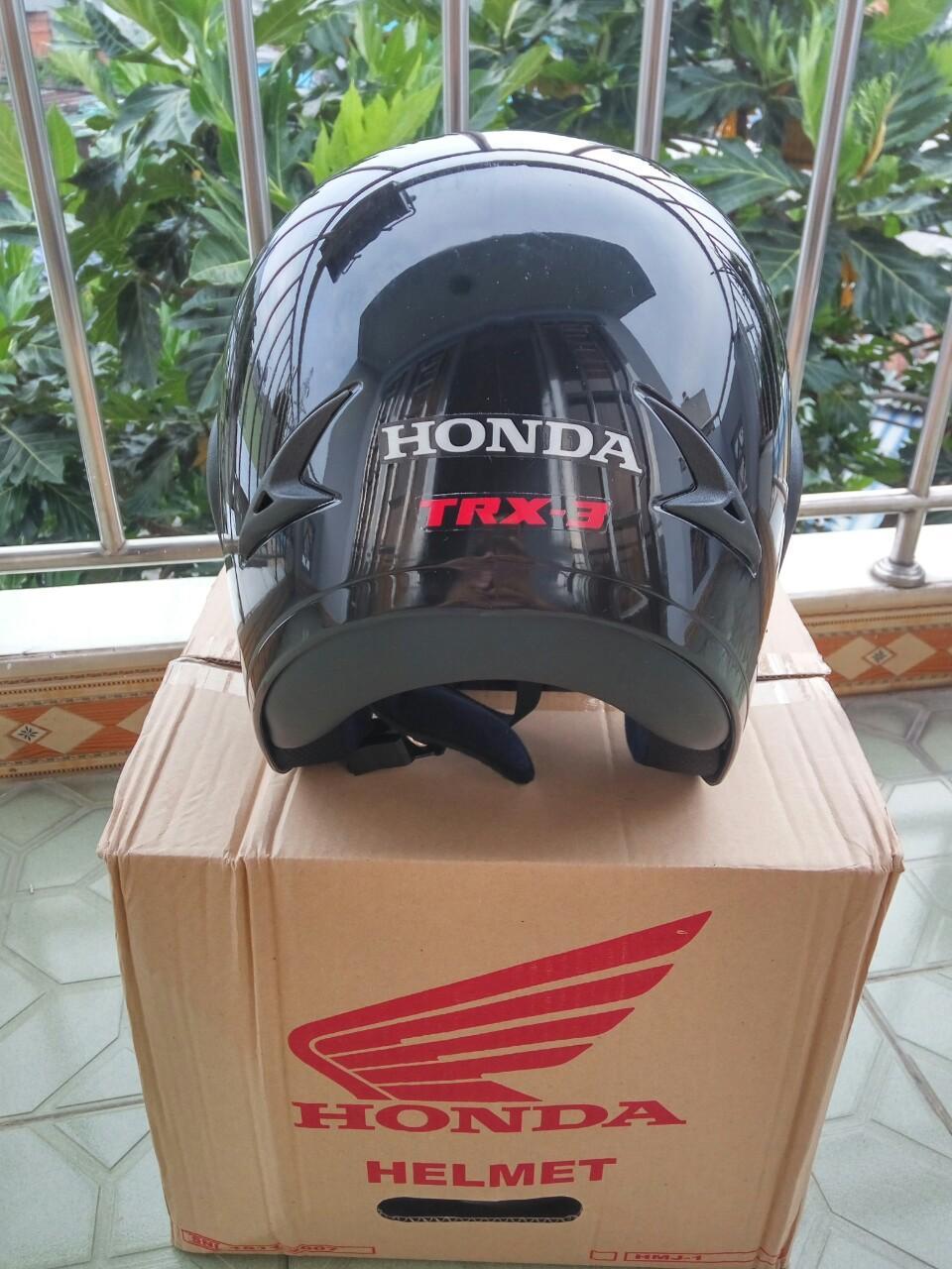 Honda- thương hiệu mũ bảo hiểm tốt nhất hiện nay
