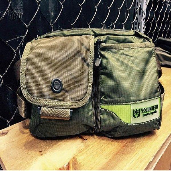 Túi đeo hông chạy bộ Hà Nội Volunteer 1566-09