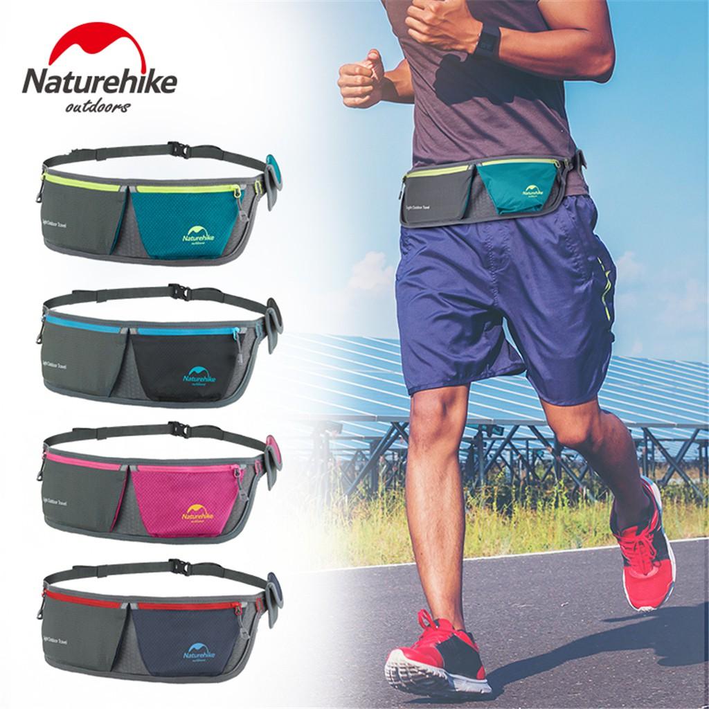 Túi đeo điện thoại thắt lưng chạy bộ Naturehike NH17Y060-B